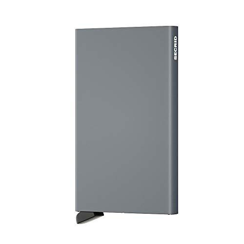 Secrid Oro Kartenetui RFID Protección de la Tarjeta de Aluminio