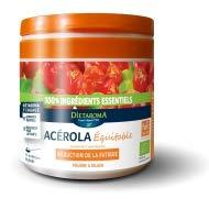 Acerola poudre equitable - Pot 50g Dietaroma