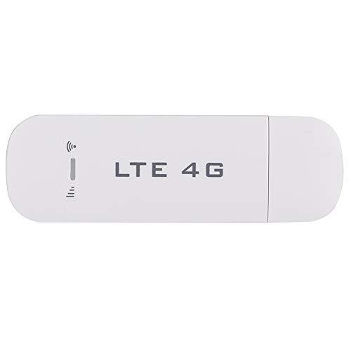 IGKE Módem USB de Alta Velocidad de Amplia Cobertura, Punto de Acceso WiFi USB de Gran Memoria, enrutador WiFi USB, Adaptador de Red USB, para el hogar y la Oficina