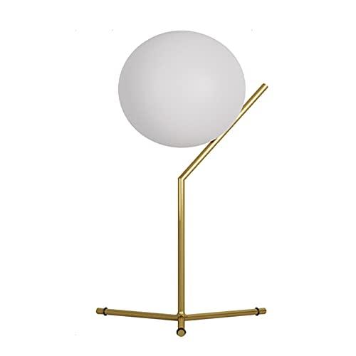 jinrun Lampara Mesilla Lámpara de mesita de Noche Lámpara de Escritorio Dimmable de 3 vías Elegante lámpara para Dormir para Sala de Estar Hotel lámpara de Mesa