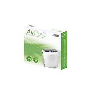 HB APF309 Set de Filtres PRE-Carbone Blanc