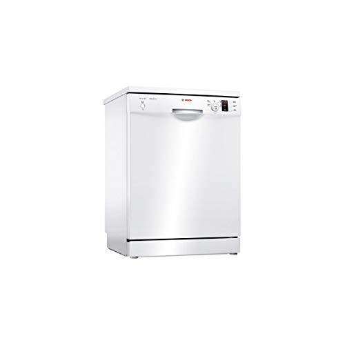 Lave vaisselle Bosch SMS25AW00F - Lave vaisselle 60 cm - Classe A+ / 48 decibels - 12 couverts - Blanc bandeau : Blanc - Pose libre