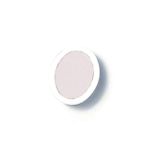 PRANG Refill Pans for Oval Watercolor Paint Set, 12 Pans per Box, White (00809)