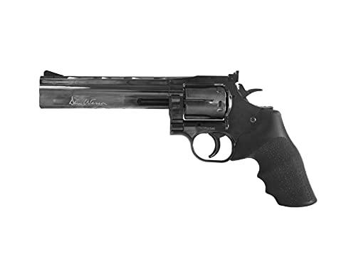 ASG Dan Wesson 715 .177 Caliber Pellet Gun Revolver Air Pistol, 6'