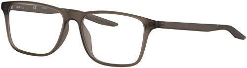 NIKE 7125 Injected Gafas de Sol Matte Wolf Grey, Multicolor, One Size Unisex Adulto