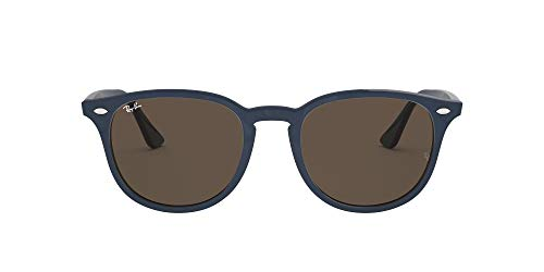 Ray-Ban Unisex-Erwachsene 0RB4259 Sonnenbrille, Blau (Blue), 51