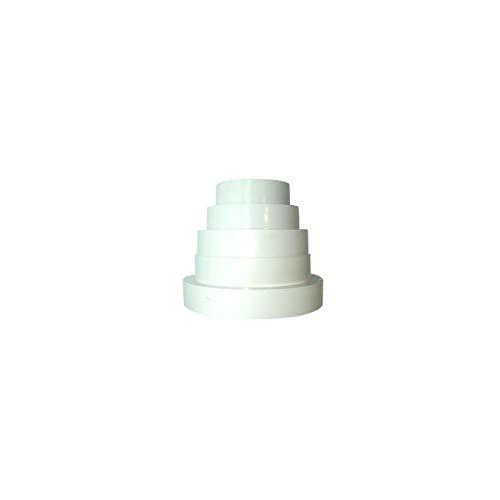 Adattatore Universal Winflex PVC (80/100/120/125/150mm)