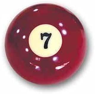 Bolas de billar Nr. 7