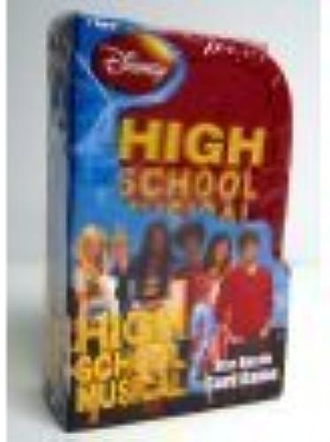 Disney High School Musical 2 Star Dazzle Card Game by Disney