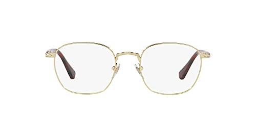 Persol Gafas de Vista PO 2476V Gold 52/20/145 unisex