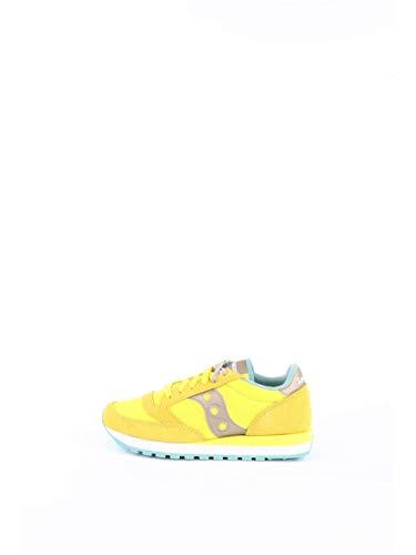 SAUCONY Sneakers Donna Mod. 1044 Jazz W 562 Yellow 39