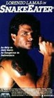 Snake Eater [USA] [VHS]: Amazon.es: Lorenzo Lamas, Josie Bell ...