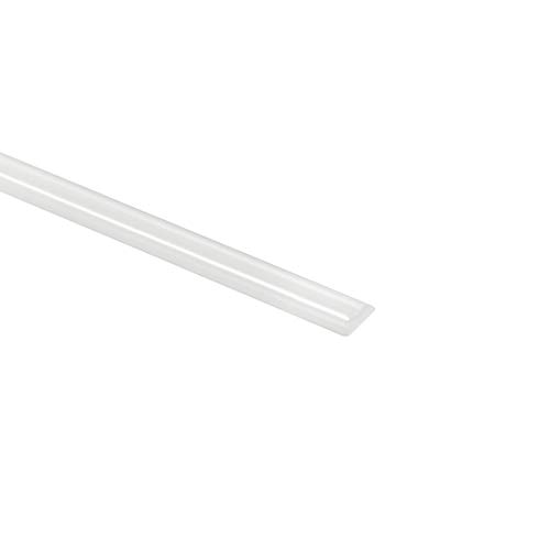 uxcell PEプラスチック溶接棒 幅5mm 厚さ2.5mm 1 M 溶接棒 プラスチック溶接ガン/ホットエアガン用 ホワイト