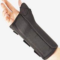 BSN Medical 22-461SMBLK PRO•LITE® WRIST SPLINT W/ABDUCTED THUMB LEFT BLACK SM
