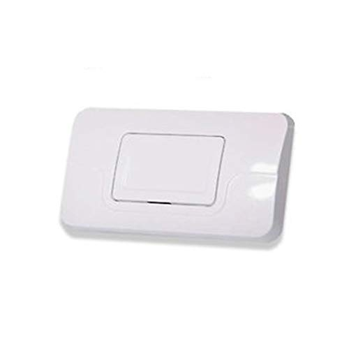 Placca Di Comando Per Cassetta Di Scarico Nuovo Modello Bianca Stir Blitz