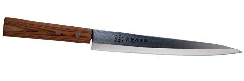 "TukTek Stainless Steel 9"" Sushi Knife Japanese Kitchen Chef Sashimi Knives"