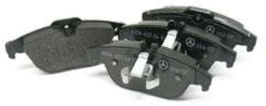 Mercedes w204 C 300 Brake Pad Set Rear GENUINE oem factory parts