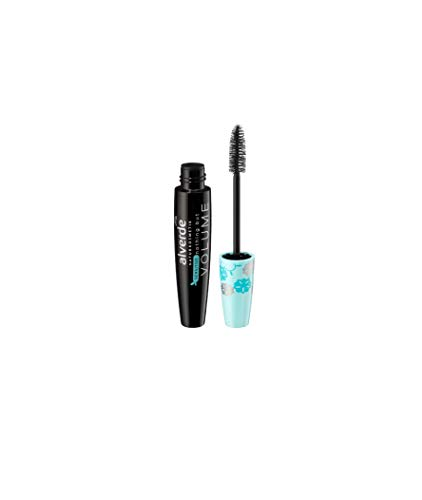 Alverde Naturkosmetik Sensitive Nothing but Volume Mascara Farbe: Schwarz/Black Inhalt: 12ml Wimperntusche