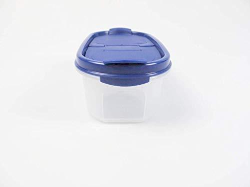 TUPPERWARE Eidgenosse 500 ml blau mit Schütte Vorrat Dose Box Modular