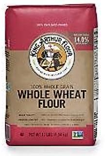 King Arthur Flour Whole wheat 10 Lb (Pounds)