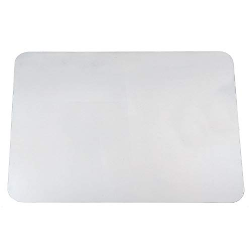 Office Depot Desk Pad with Microban(R), 20in. x 36in, Clear, 60-6-0M-OD