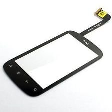 Just Mobile HTC Explorer A310E Black Replacement Touch Screen Digitizer Front Glass Black