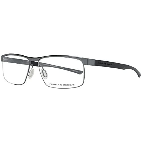 Porsche Design P8288 E Blue 58-15 - Gafas de titanio para hombre