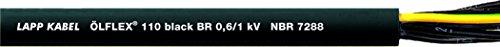 10 Meter Lapp 1120307 ÖLFLEX CLASSIC 110 Black 0,6/1kV 3G1,5mm² Anschlussleitung
