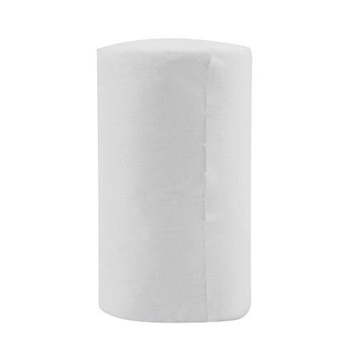 100pcs/rotolo monouso biodegradabili per pannolini con fodere Flushable Nappy Liners fasciatoio, inserto