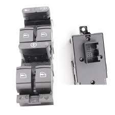 Taycarex Schalter für Fensterheber, elektrisch, kompatibel mit Ford Galaxy 1995-2006