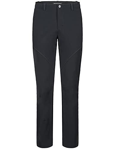MONTURA Tirolo - Pantalones deportivos para hombre MPLS90X 90, color negro, pantalones técnicos largos para hombre, ideales para senderismo, escalada, actividades al aire libre e invierno, Negro , XL