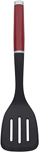 KitchenAid Schlitzwender - NEUES GOURMET DESIGN 2020 - Farbe: rot-schwarz 3566
