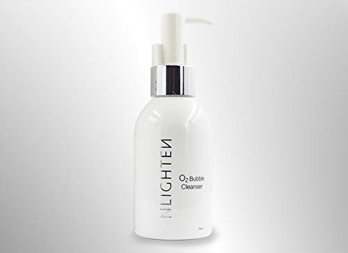 NLIGHTEN O2 BUBBLE CLEANSER HYDRATE AND REJUVENATE THE SKIN WITH ITS SPECIAL OXYGEN CONTENT by NWORLD NLIGHTEN O2 BUBBLE CLEANSER
