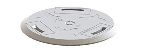 Montageplatte Sockel FireAngel Rauchmelder ST-630 ST-620 Halterung Befestigung