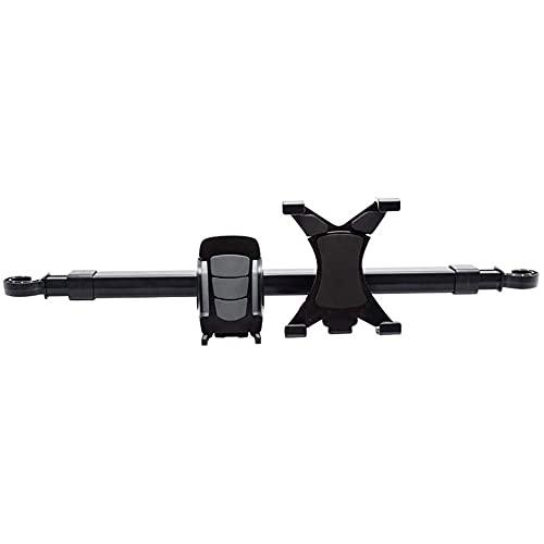 ZBQLKM Car tablet holder Car Headrest Mount Holder Stand, Angle Adjustable Headrest Tablet Holder, Universal Car Adjustable Headrest Mount Mobile Phone Tablet Cradle Holder Rack