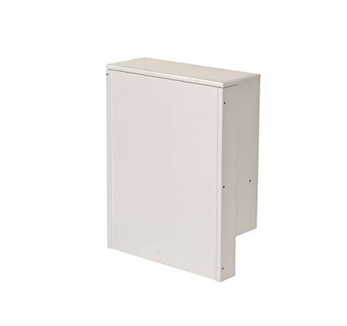 Geuther Wicki 4872 WE 086 - Cambiador de pared (12,97 kg), color blanco