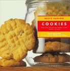 Cookies: Quick, Easy, and Delicious Recipes for Bars, Biscotti, and More (Basic Baking) 0762400803 Book Cover