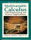 Multivariable Calculus with Engineering and Science Applications (Preliminary Version)
