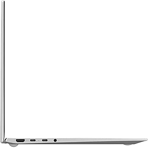 LG gram 16 Zoll Ultralight Notebook NEW 2021 Edition - 1,19 kg leichter Intel Core i7 Laptop (16GB LPDDR4, 1 TB SSD, 22 h Akkulaufzeit, WQXGA IPS Display, Thunderbolt 4, Windows 10 Home) - Silber