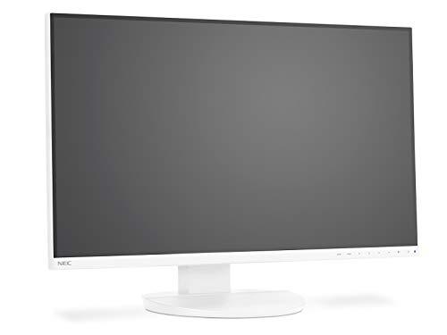 Preisvergleich Produktbild NEC MultiSync EA271Q White 68, 58CM 27Zoll LCD Monitor with LED Backlight IPS Panel 3-Sided Narrow Bezel Resolution 2560x1440 QHD D Weiß