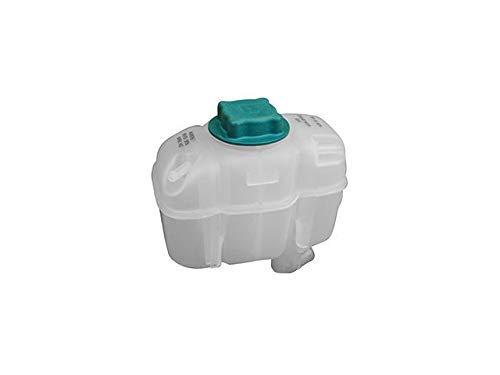 Radiator Coolant Overflow Expansion Tank with Cap - Compatible with 2003-2014 Volvo XC90