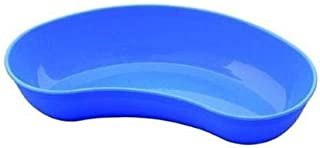 HOMEOTRADE Plastic Kidney Tray for Surgical (10-Inch), Set of 3