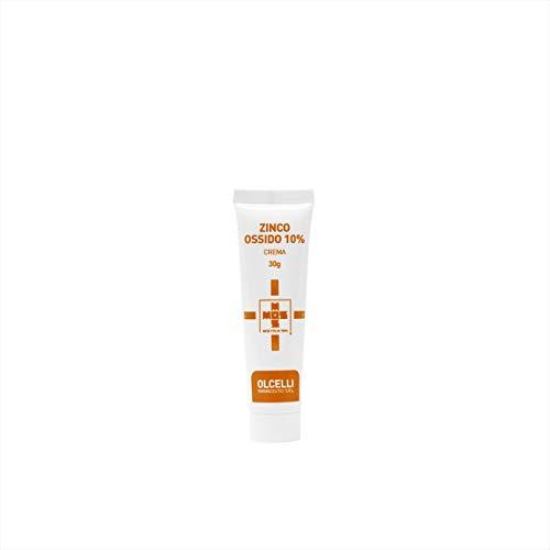 Olcelli Farmaceutici Zinco Ossido 10% Unguento - 30 g