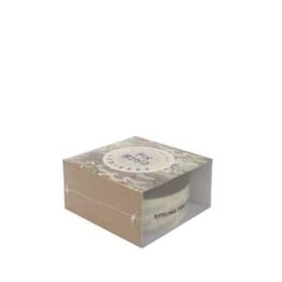 黒人メッセージ岩イリヤコスメティクス フィクスマニア ルミナス50g(スタイリングワックス)