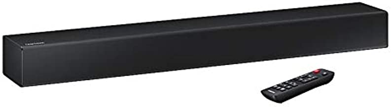 SAMSUNG HW-N300 2-Channel TV Mate Soundbar, Bluetooth Wireless, Built-in USB Port, Surround Sound Expansion, Booming Bass with a Built-in Woofer, Audio Remote App