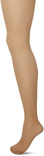 Ulla Popken Große Größen Damen Strumpfhose, Bodyforming, 20 DEN, Transparent (Teint 26), X-Large (Herstellergröße: 48+)