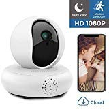 50%OFF IP Camera 1080P HD WiFi Security Camera Wireless Home Surveillance Camera