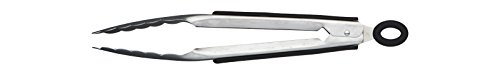 Master Class Food Tongs, Stainless Steel, 23cm