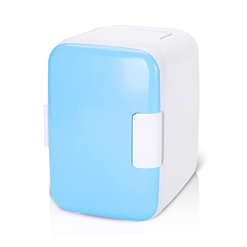 Mini Refrigerador Refrigerador Portátil para El Refrigerador Mini Compacta Frigorífico 4 litros / 6 Can Electric Cooler and Warmer Thermoelectric System Hogar Electricity Refrigerador