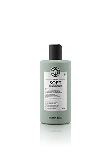 Maria Nila Care & Style - True Soft Conditioner 300ml   feuchtigkeitsspendende Conditioner für trockenes Haar
